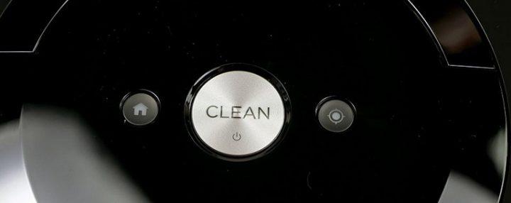 Roomba e5154 buttons