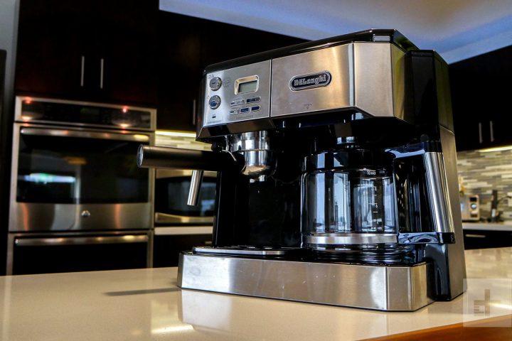 Cafetera profesional para el hogar y la oficina
