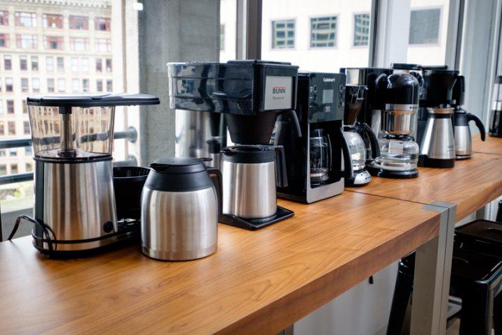 Cafeteras baratas más vendidas