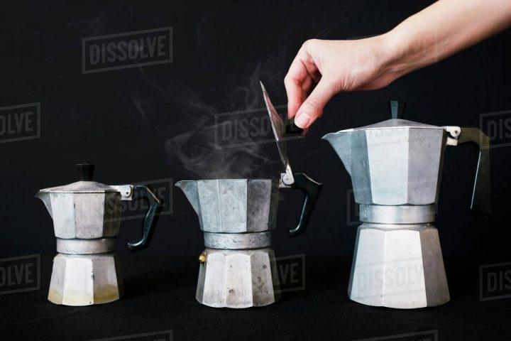 Cafeteras de aluminio más vendidas