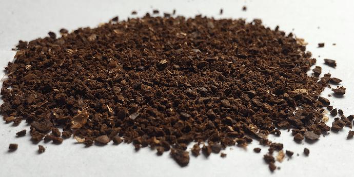 Diferentes configuraciones de molinillo de café