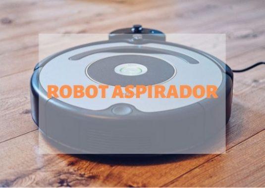 robot aspirador de hogar